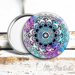 espejo-bolsillo-mandala-acuarela-watercolor-floral-pocket-mirror-button-badge