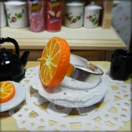 Orange Fruit Ring