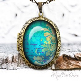 Camafeo-portafoto-relicario-vintage-azul-floral-cabuchon-cristal-blue-cabochon-glass-tile-bronze