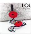 lol-bijoux-tom-gato-rojo-pendientes-esmalte-enamel-red-cat-earrings-emaux-lolilota