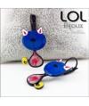 lol-bijoux-tom-gato-azul-pendientes-esmalte-enamel-blue-cat-earrings-emaux-lolilota