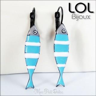 lol-bijoux-sardine-pez-celeste-pendientes-esmalte-enamel-blue-fish-earrings-boucles--d'oreilles-emaux-lolilota