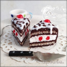 pendientes-pastel-chocolate-nata-miniatura-fimo-dulce