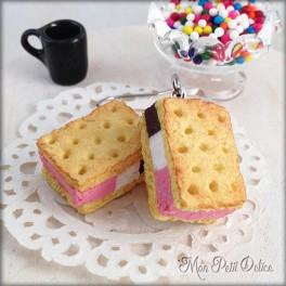 pendientes-sanwich-helado-nata-fresa-chocolate-miniatura-fimo-dulce-miniatura